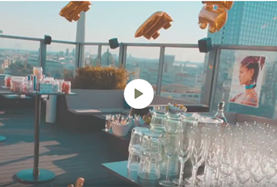 General | Berlin Rooftop Party