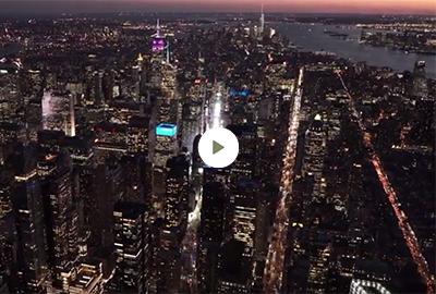 Travel | New York Sunrise