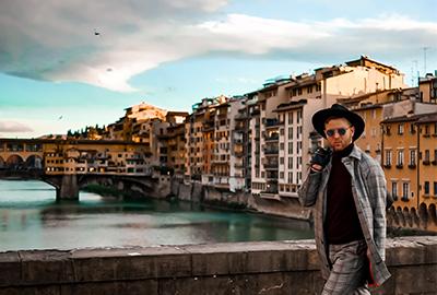 Pitti Uomo Florenz | Emre