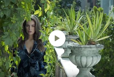 Covershooting Herbst 2020 mit Curvy-Supermodel Nadine Mirada