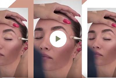 Matching Colors Beauty & Fashion Shooting mit Topmodel Elena